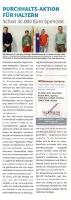 Durchhalte-Aktion für Haltern - Lokallust Haltern im Mai 2020 -