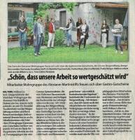Gastro- Gutscheine - Halterner Zeitung im Juni 2020-